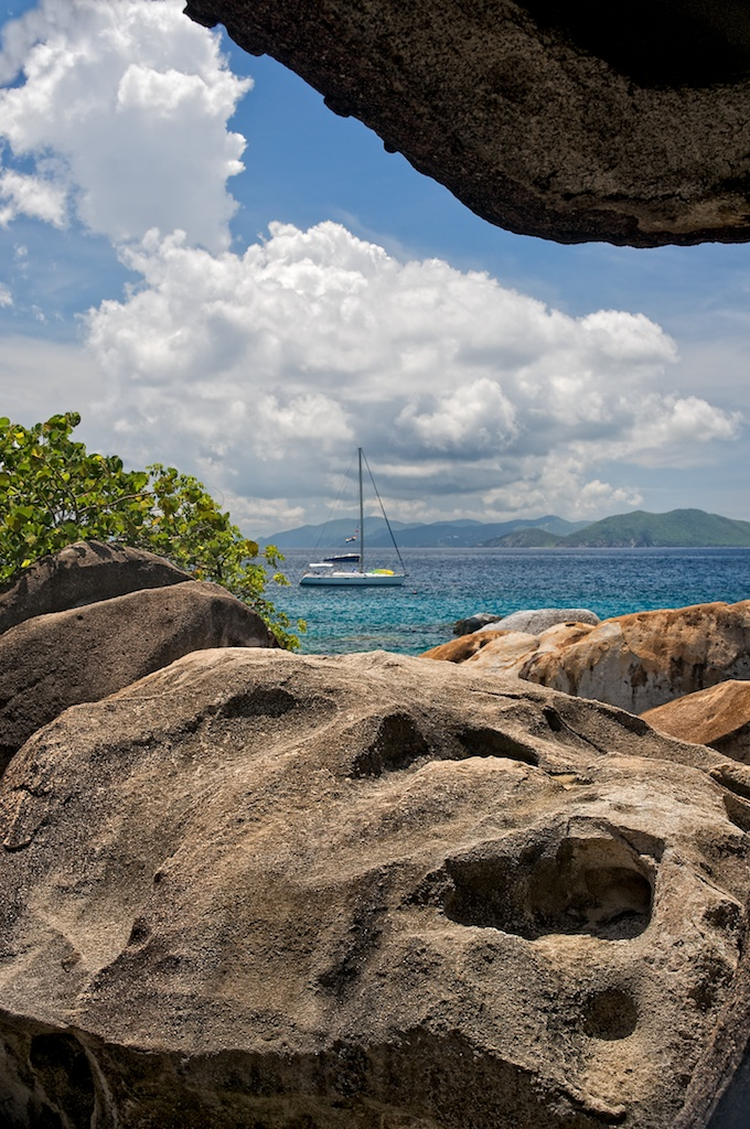 British Virgin Islands: Chartering a Boat