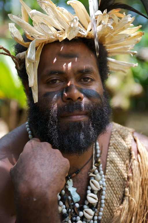 In Vanuatu, It Takes a Village