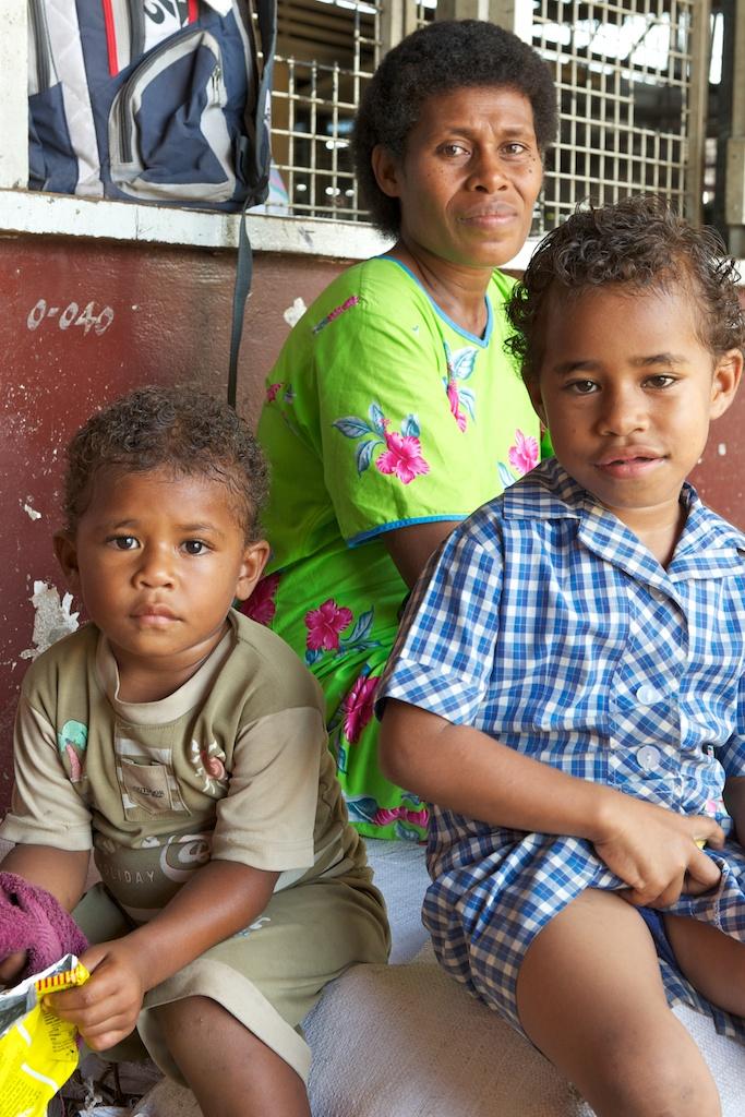 Photographing Fiji