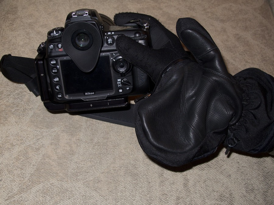 mittens review arctic toaster swany glove