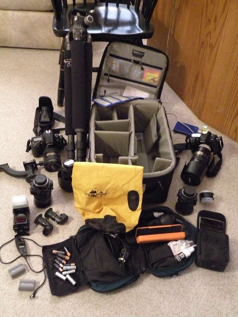 Traveling With Camera Equipment? Read This!!
